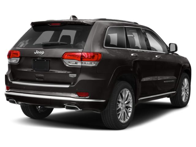 2019 Jeep Grand Cherokee Base Price Trailhawk 4x4 Pricing side rear view