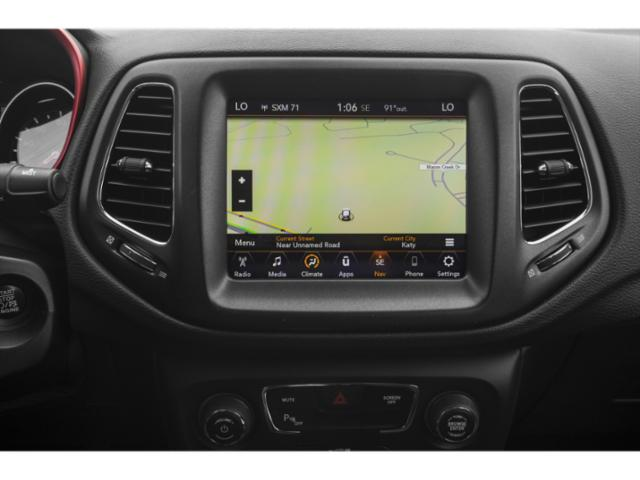 2019 Jeep Compass Base Price Limited 4x4 Pricing navigation system