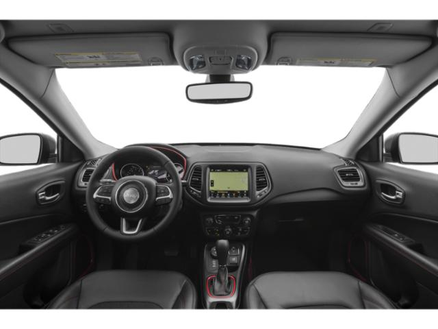 2019 Jeep Compass Base Price Limited 4x4 Pricing full dashboard