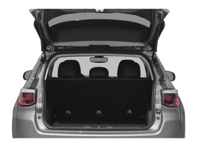 2019 Jeep Compass Base Price Limited 4x4 Pricing open trunk