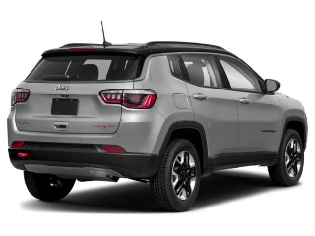 2019 Jeep Compass Base Price Trailhawk 4x4 Pricing side rear view