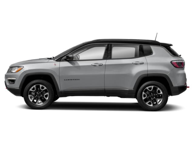 2019 Jeep Compass Base Price Trailhawk 4x4 Pricing side view
