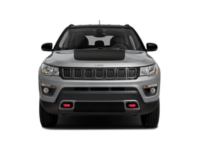 2019 Jeep Compass Base Price Trailhawk 4x4 Pricing front view