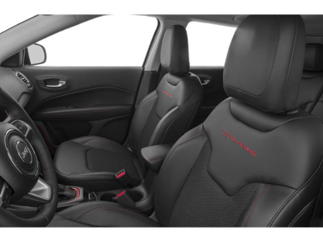 2019 Jeep Compass Base Price Trailhawk 4x4 Pricing front seat interior