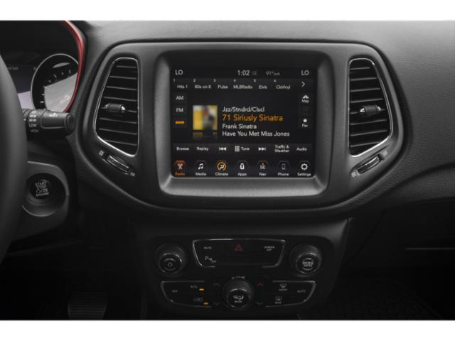 2019 Jeep Compass Base Price Limited 4x4 Pricing stereo system
