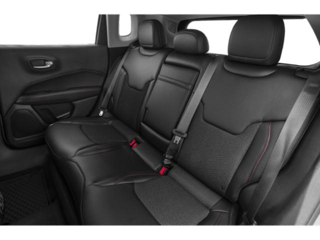 2019 Jeep Compass Base Price Trailhawk 4x4 Pricing backseat interior