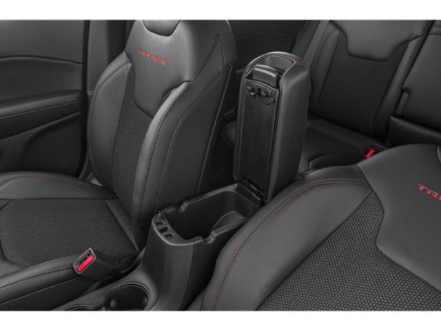 2019 Jeep Compass Base Price Trailhawk 4x4 Pricing center storage console