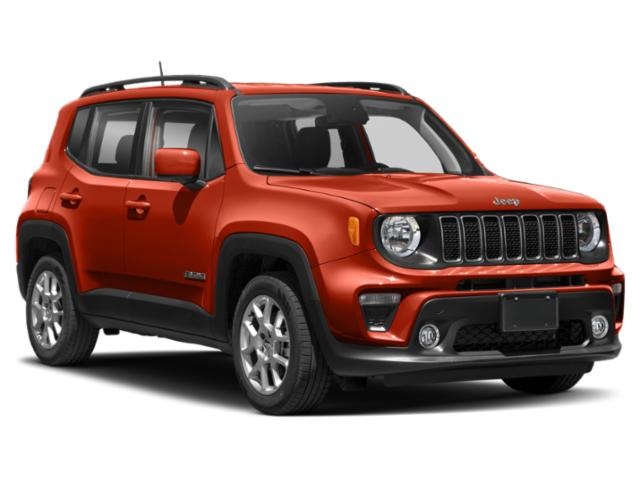 2019 Jeep Renegade Base Price Trailhawk 4x4 Pricing side front view