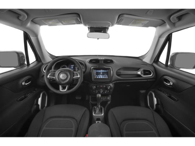 2019 Jeep Renegade Base Price Trailhawk 4x4 Pricing full dashboard