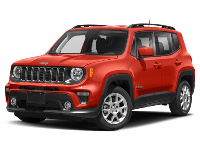 2019 Jeep Renegade Base Price Limited 4x4 Pricing side front view