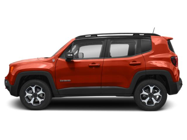 2019 Jeep Renegade Base Price Trailhawk 4x4 Pricing side view