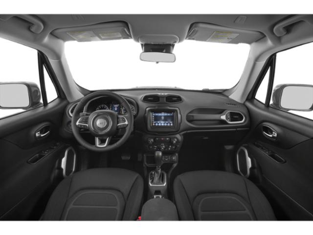 2019 Jeep Renegade Base Price Limited 4x4 Pricing full dashboard