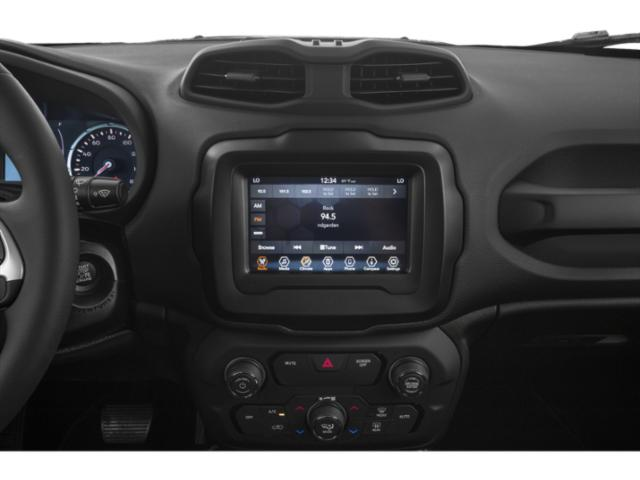 2019 Jeep Renegade Base Price Limited 4x4 Pricing stereo system
