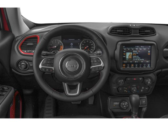 2019 Jeep Renegade Base Price Trailhawk 4x4 Pricing driver's dashboard