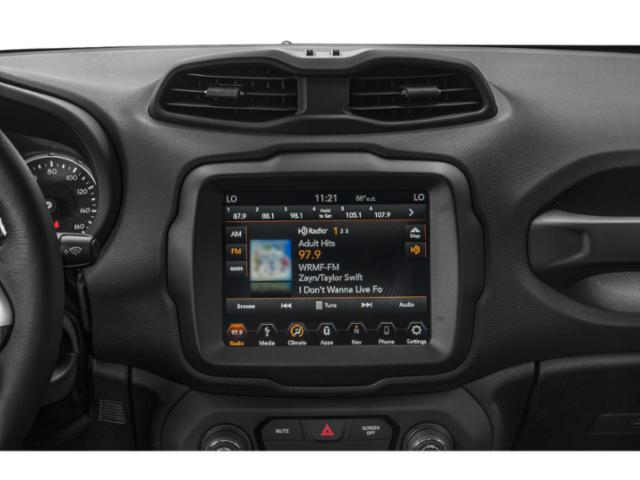 2019 Jeep Renegade Base Price Trailhawk 4x4 Pricing stereo system