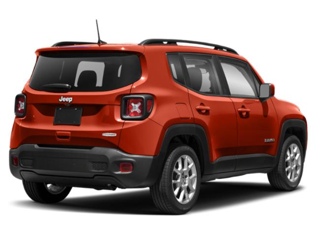 2019 Jeep Renegade Base Price Limited 4x4 Pricing side rear view