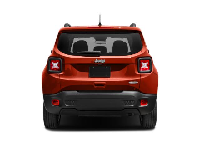 2019 Jeep Renegade Base Price Limited 4x4 Pricing rear view