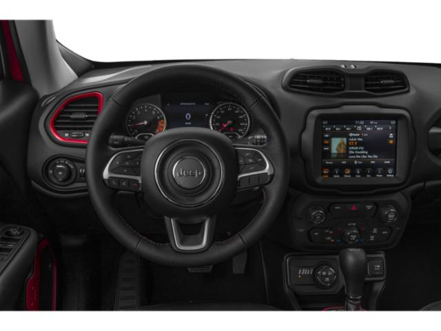2019 Jeep Renegade Base Price Limited 4x4 Pricing driver's dashboard