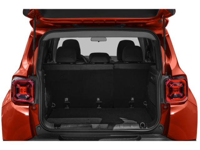 2019 Jeep Renegade Base Price Limited 4x4 Pricing open trunk