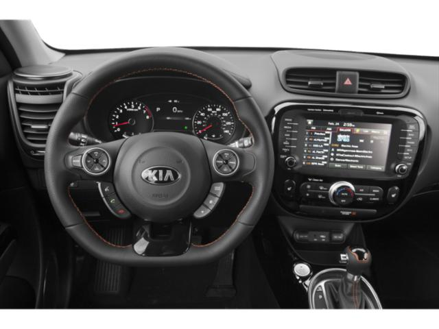 2019 Kia Soul Base Price Base Manual Pricing driver's dashboard