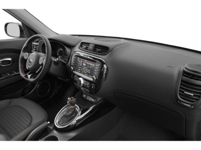 2019 Kia Soul Base Price Base Manual Pricing passenger's dashboard