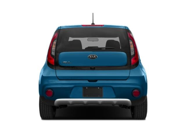 2019 Kia Soul Base Price Base Manual Pricing rear view