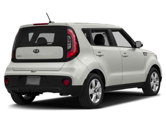 2019 Kia Soul Base Price Base Manual Pricing side rear view