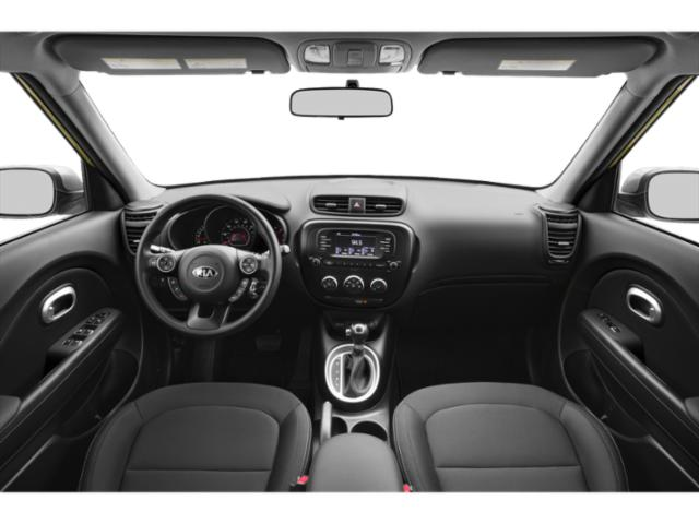 2019 Kia Soul Base Price Base Manual Pricing full dashboard