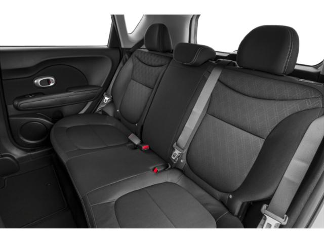 2019 Kia Soul Base Price Base Manual Pricing backseat interior