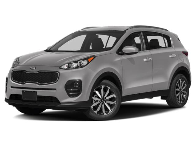 2019 Kia Sportage Base Price EX AWD Pricing side front view