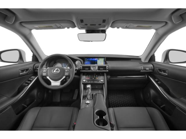 2019 Lexus IS Base Price IS 300 F SPORT RWD Pricing full dashboard
