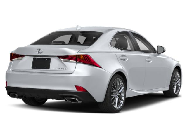 2019 Lexus IS Base Price IS 300 F SPORT RWD Pricing side rear view