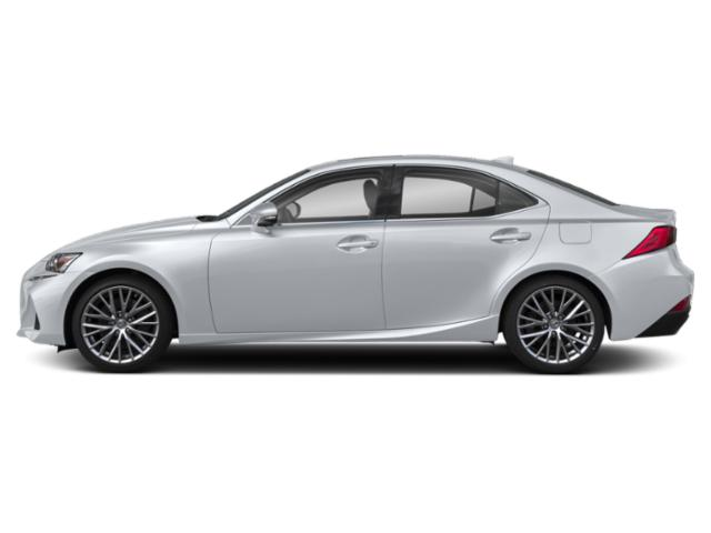 2019 Lexus IS Base Price IS 300 F SPORT RWD Pricing side view