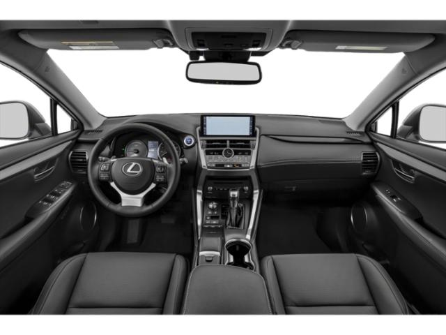 2019 Lexus NX Base Price NX 300h AWD Pricing full dashboard