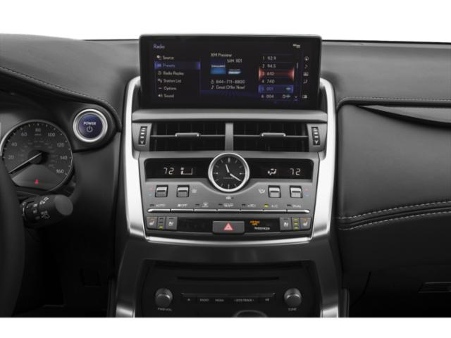 2019 Lexus NX Pictures NX NX 300h AWD photos stereo system