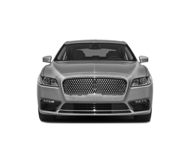 2019 Lincoln Continental Base Price Black Label FWD Pricing front view