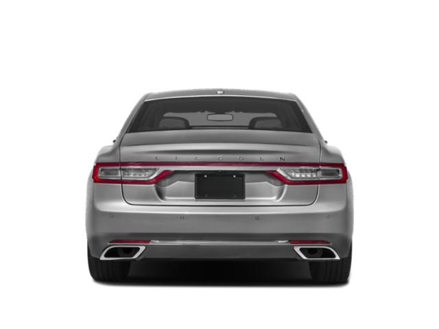 2019 Lincoln Continental Pictures Continental Black Label AWD photos rear view
