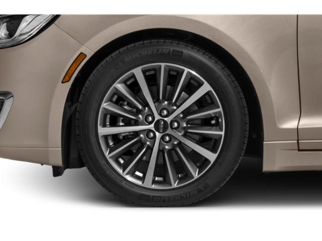 2019 Lincoln MKZ Pictures MKZ Hybrid Reserve II FWD photos wheel