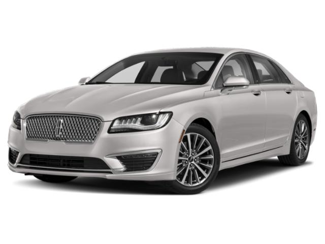 2019 Lincoln MKZ Pictures MKZ Hybrid Reserve II FWD photos side front view