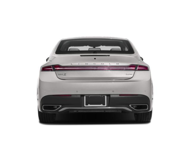 2019 Lincoln MKZ Pictures MKZ Hybrid Reserve II FWD photos rear view