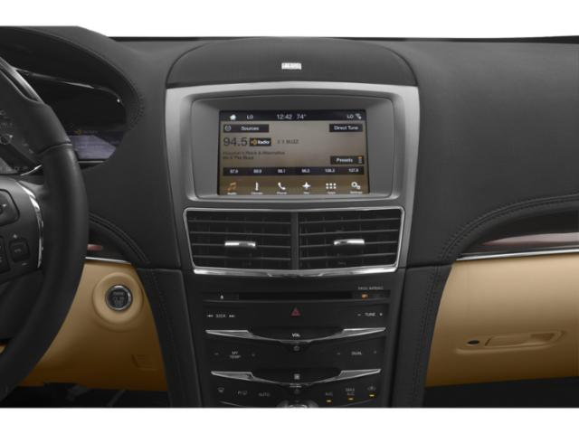 2019 Lincoln MKT Base Price 3.5L AWD Reserve Pricing stereo system