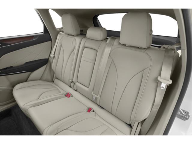 2019 Lincoln MKC Pictures MKC Reserve FWD photos backseat interior
