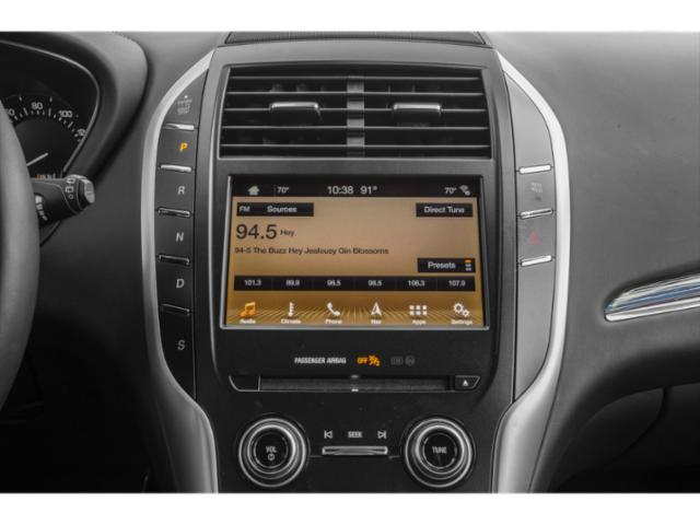 2019 Lincoln MKC Pictures MKC Reserve FWD photos stereo system