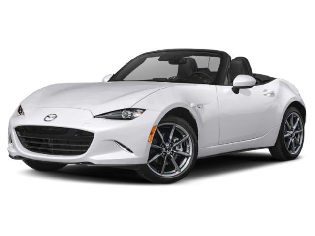 2019 Mazda MX-5 Miata Base Price Sport Manual Pricing side front view