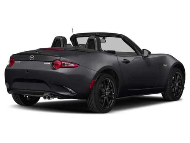 2019 Mazda MX-5 Miata Base Price Sport Manual Pricing side rear view