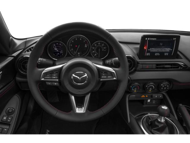 2019 Mazda MX-5 Miata Base Price Sport Manual Pricing driver's dashboard