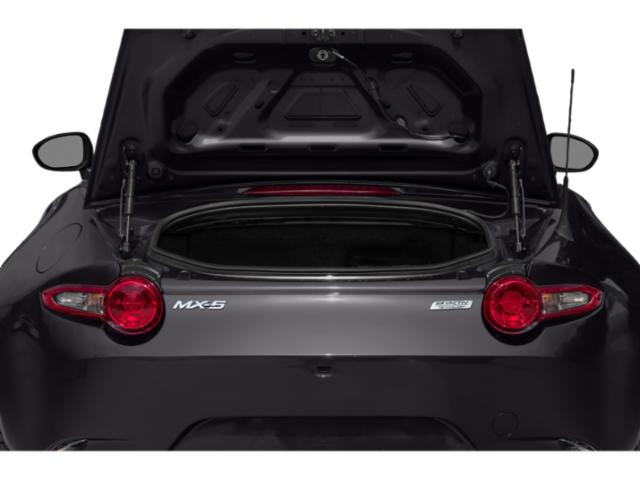 2019 Mazda MX-5 Miata Base Price Sport Manual Pricing open trunk