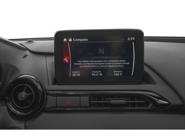 2019 Mazda MX-5 Miata Base Price Sport Manual Pricing navigation system