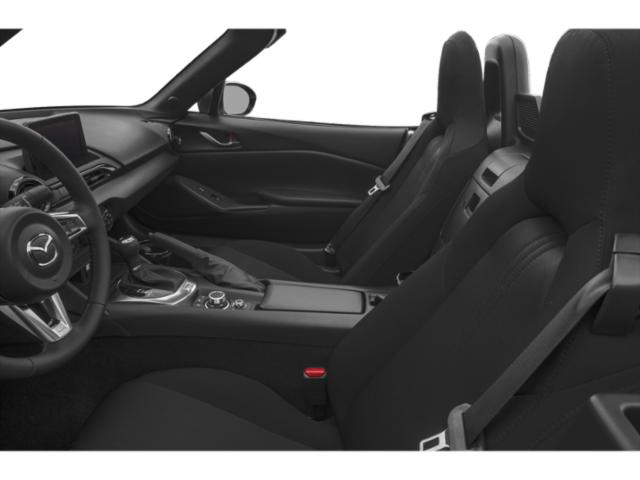 2019 Mazda MX-5 Miata Base Price Sport Manual Pricing front seat interior
