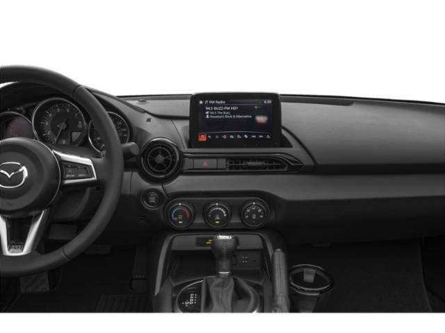 2019 Mazda MX-5 Miata Base Price Sport Manual Pricing stereo system